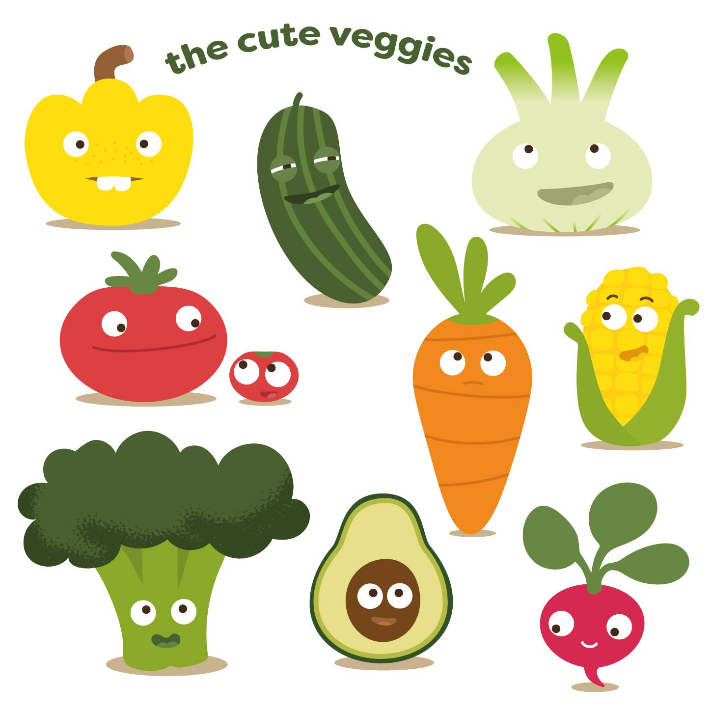 thecuteveggies